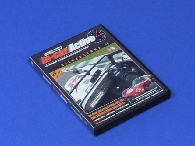 DVDROM - Silverstone in-car Action