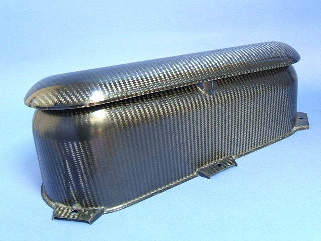 Air Filter Cover - Race