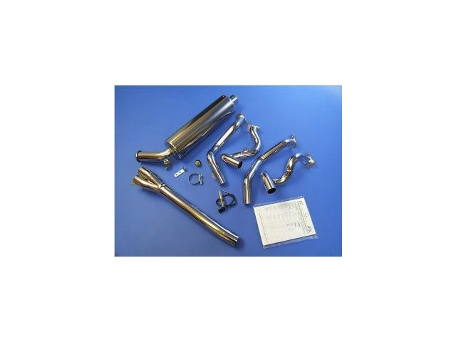 Exhaust Kit - (4-2-1 side exit) - Non Catalyst - R500 Road