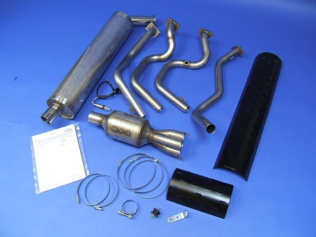 Exhaust Kit - Rover - Integral Catalyst - SV - VHPD