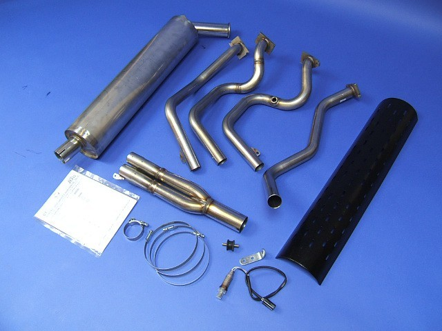 Exhaust Kit - Rover - No Catalyst - SV - VHPD