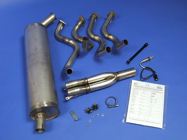 Exhaust Kit - Rover - VHPD Race