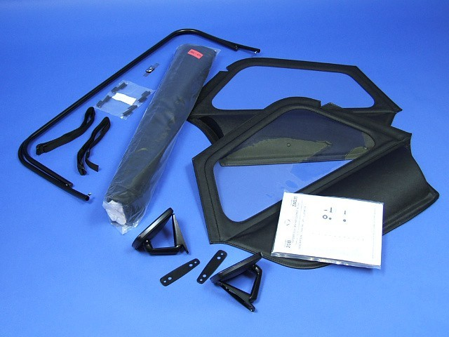 Weather Kit ( hood & sidescreens) - SV & CSR