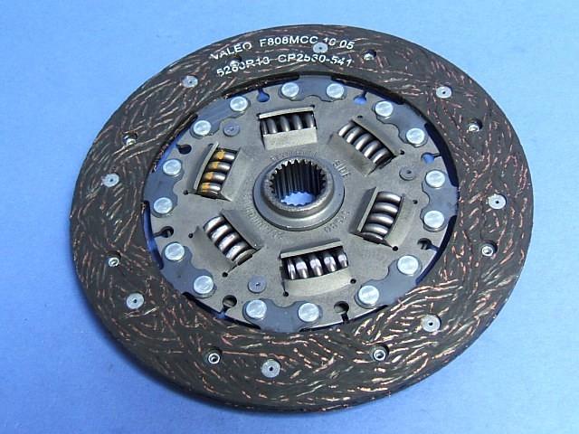 Clutch Centre Plate - CSR (160/200HP)