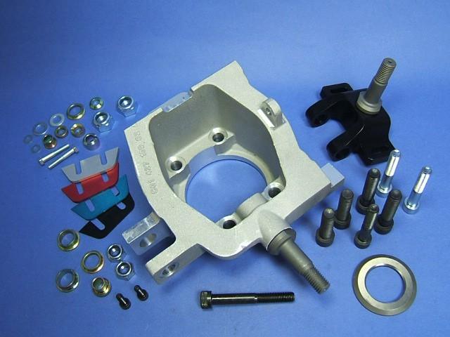 Rear Upright Assembly - RHS - CSR