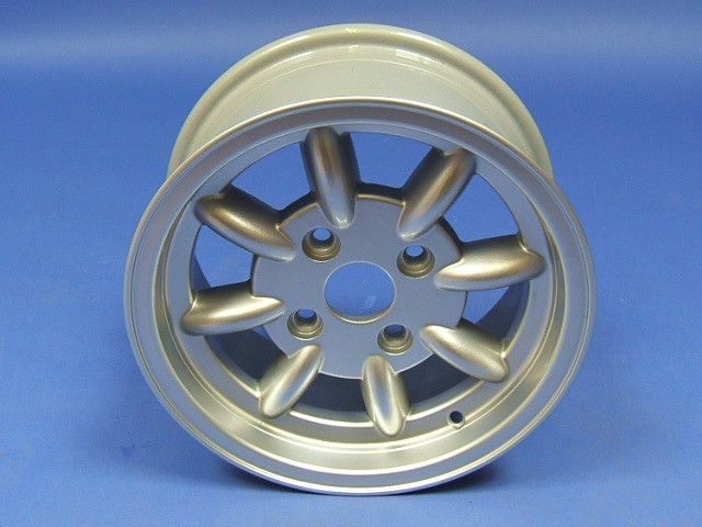 Alloy Wheel 6 x 13 Silver