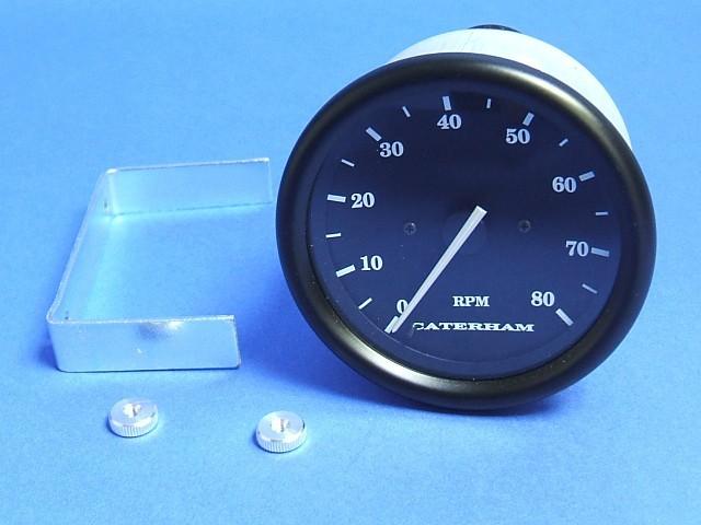 Tachometer (0 - 8000 rpm) - Air Cored