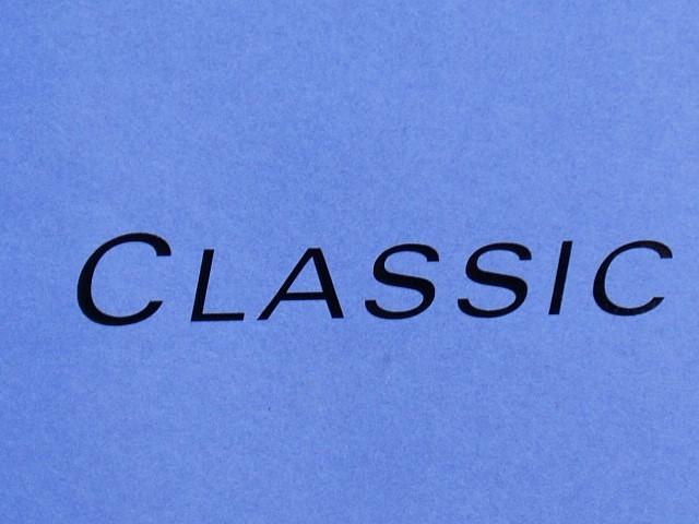 Decal - Bonnet - Classic - Black