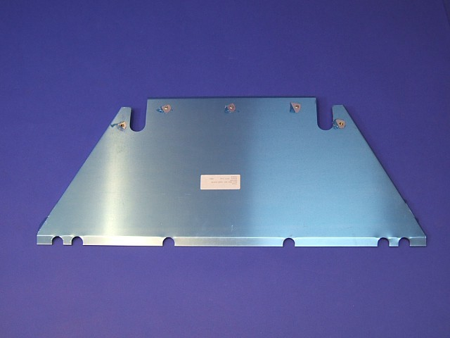 Aluminium Boot Cover - Centre Section