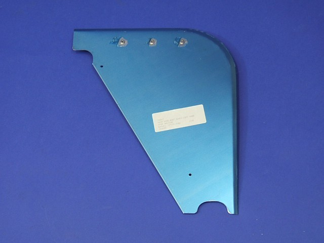 Aluminium Boot Cover - LHS Section