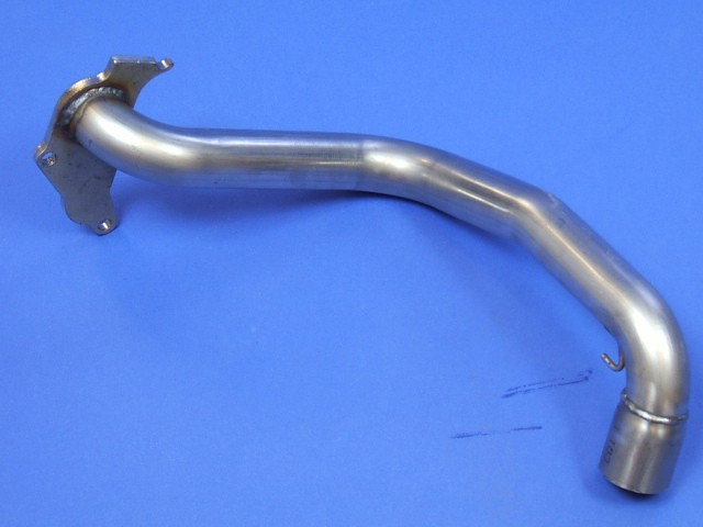 Exhaust Primary Pipe No4 (Rear) - C400 RHD