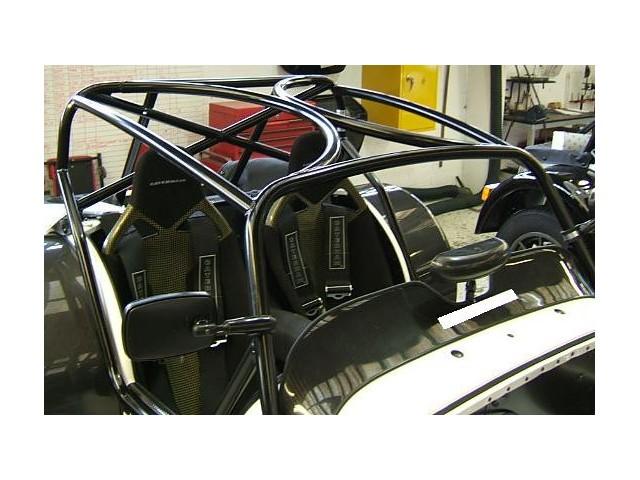 Rollcage Assy LHD & RHD - R400 Race