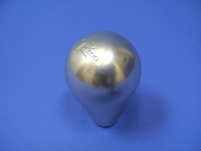 6 Speed Alloy Gearknob - Sequential - R500
