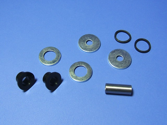 TRUNNION WASHER KIT LIVE AXLE AND EARLY DE DION