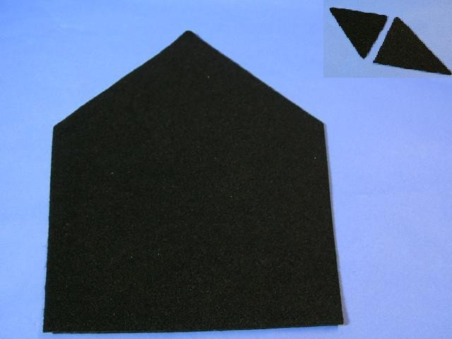 Footwell Carpet - CSR RH