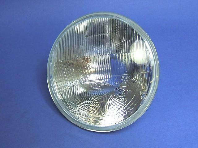 Wipac Headlight - Halogen - Plastic Lens - RHD
