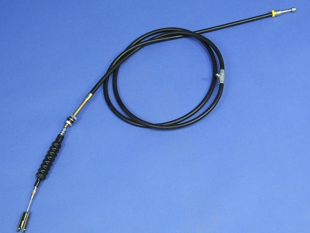 Handbrake Cable - Live Axle