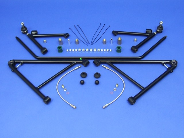 WIDETRACK KIT - STANDARD BRAKE - 18MM FRONT ANTI ROLL BAR - METRIC