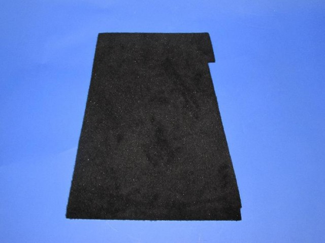 Footwell Carpet - CSR - R/H Lowered Floor - New Dash