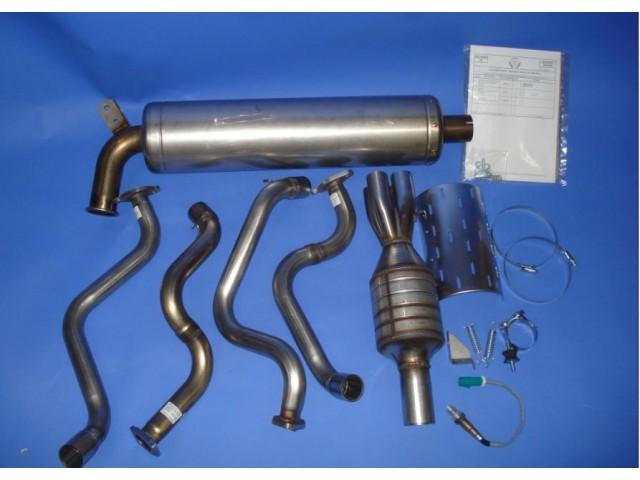 Exhaust System Sigma SVA - Series 3
