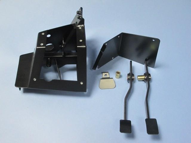 Pedal Box - Series 3 LHD EU4 - Sigma Only