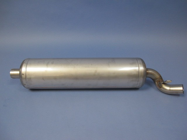 "SIDE SILENCER 7"" ROUNDED ENDS EU4 175 - CSP945"