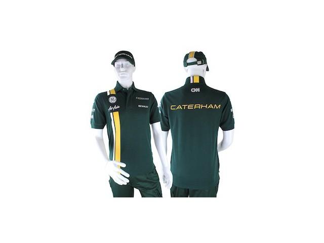 Caterham F1 Team Polo Shirt Men