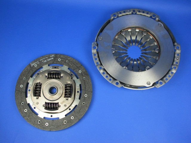 Clutch Assembly Sigma SVA/EU4