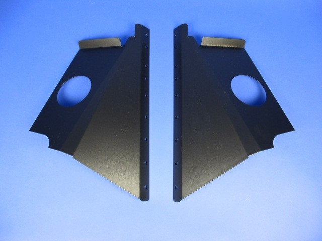 Chassis Knee Trim Panels - SV