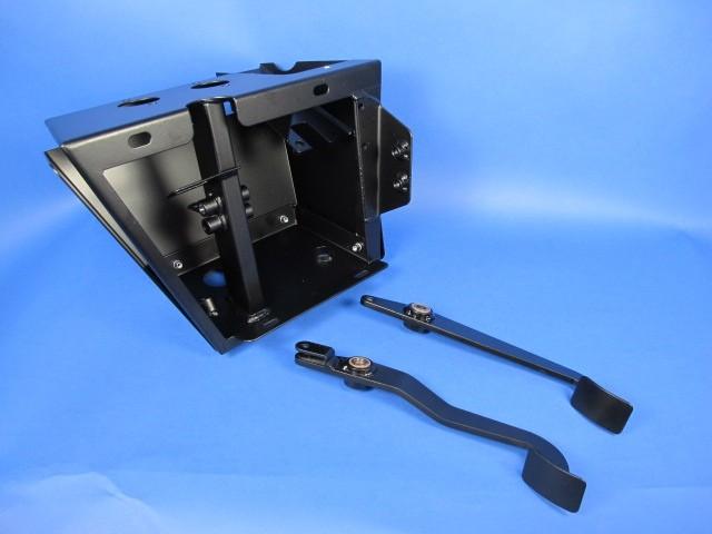 PEDAL BOX - SV - RHD EU5 & IVA