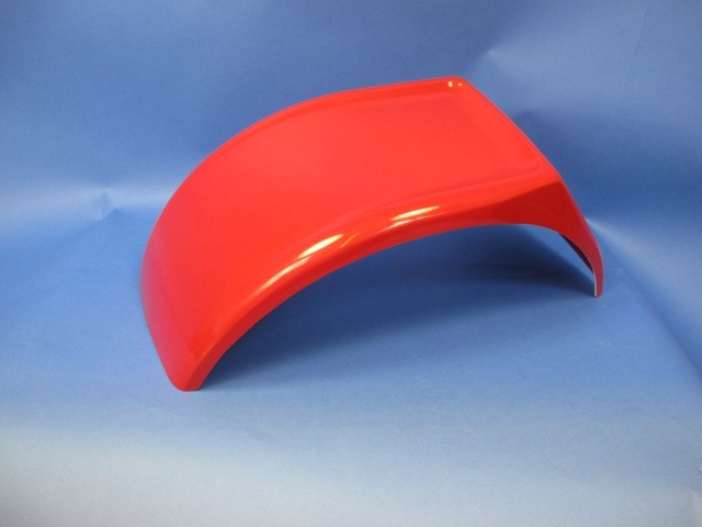 CYCLE WING RED CSR LH