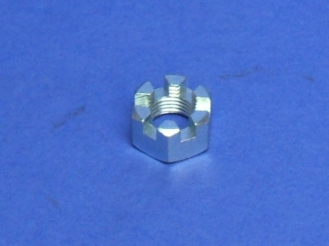Slotted Nut - Front Stub Axle