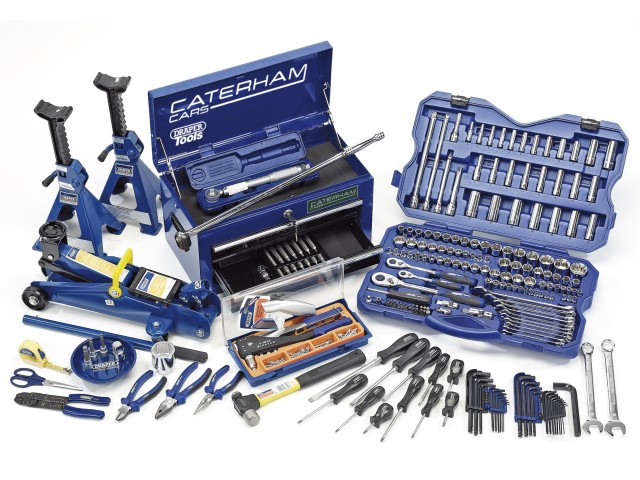 CATERHAM TOOL KIT (RRP £595)