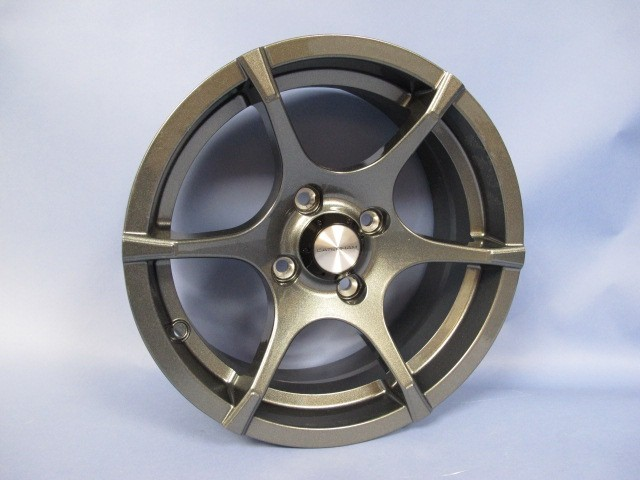 6.5X15 Orcus Wheel - Anthracite