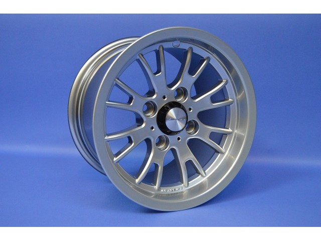"8X13"" WHEEL - HI POWER SILVER"