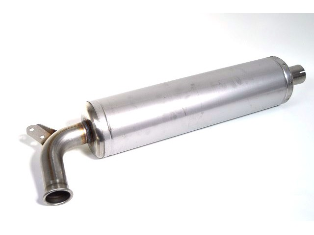 SIDE EXIT SILENCER EU 275