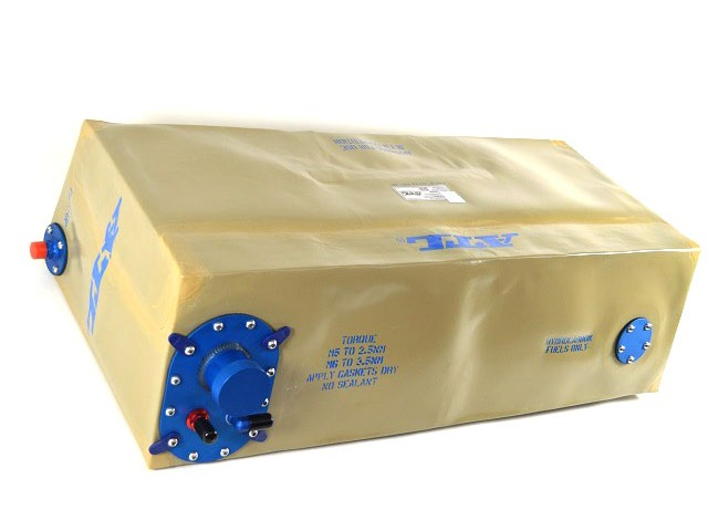 Litre Fuel Bag Tank - Un Boxed - Rover Race Inc Cap