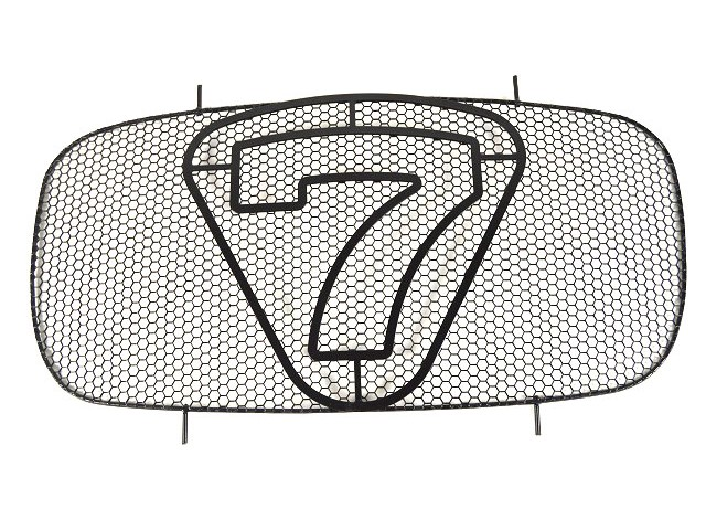 620 NOSECONE GRILLE HEX MESH