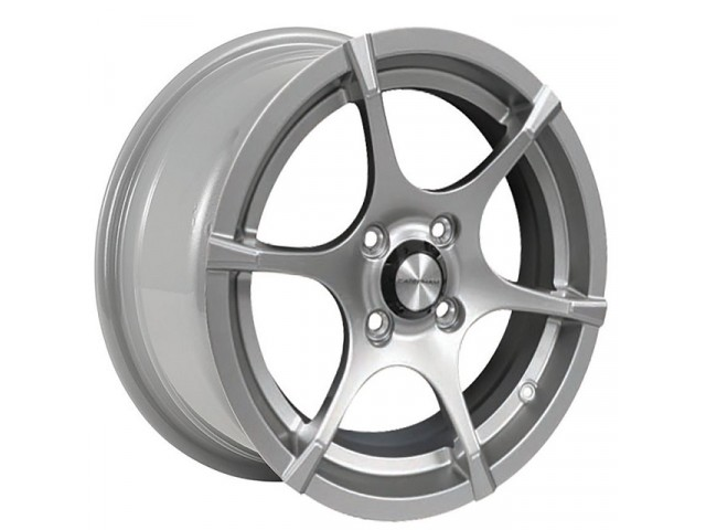6.5X15 Orcus Wheel - Hi-Power Silver