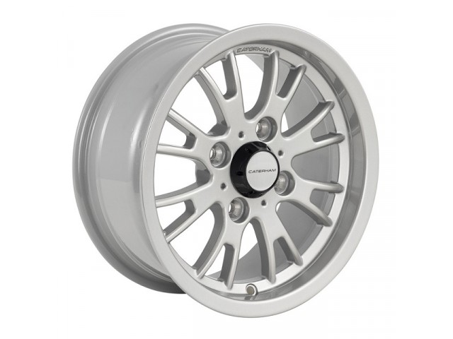 8x13 Apollo Wheel       Hi-Power Silver