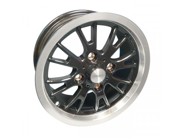 6X13 Apollo Wheel - Diamond Cut