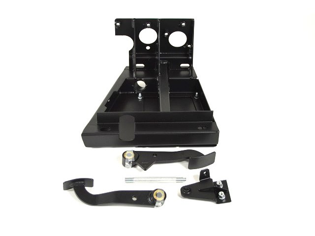 PEDAL BOX ASSEMBLY S3R LOW