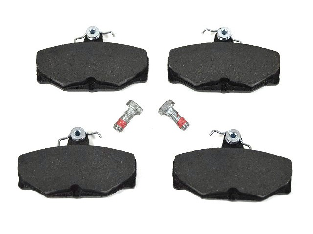 Brake Pads Rear - Use with 4 pot front brakes