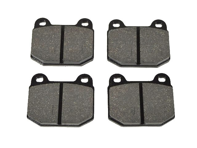 Uprated Brake Pads - Front M1144 - New A.P Caliper 2014 on