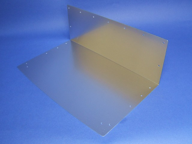 Blanking Angle Plate - Fresh Air Heater - 1994 onwards