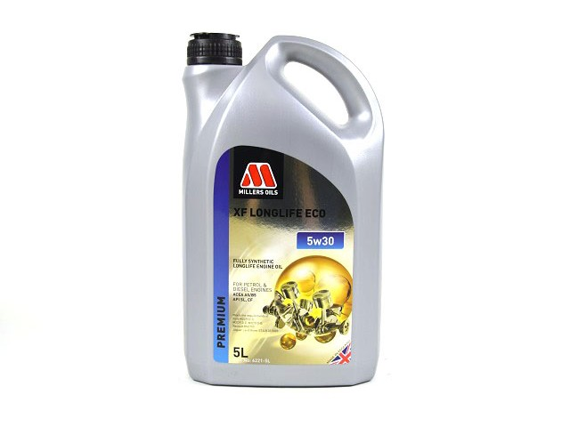 Engine Oil - 5W30 - 5 litre