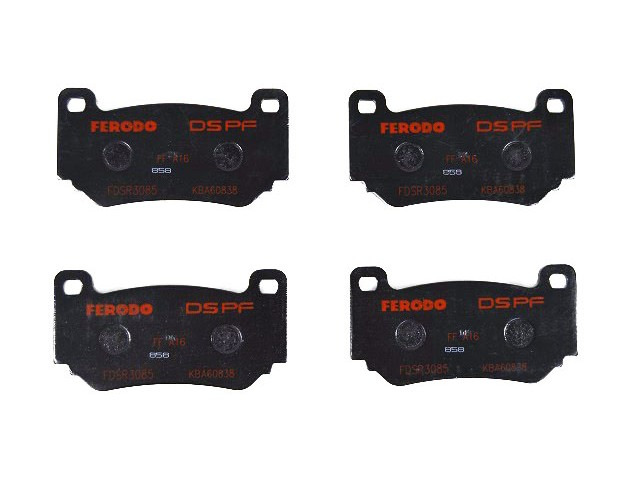 Brake Pads - 4 Pot Calipers - Road/Track