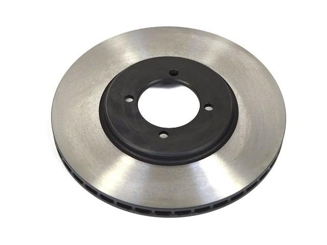 Brake Disc - Front -10'' - Ventilated