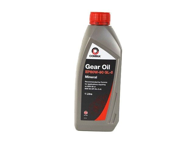DIFF OIL EP90 1L