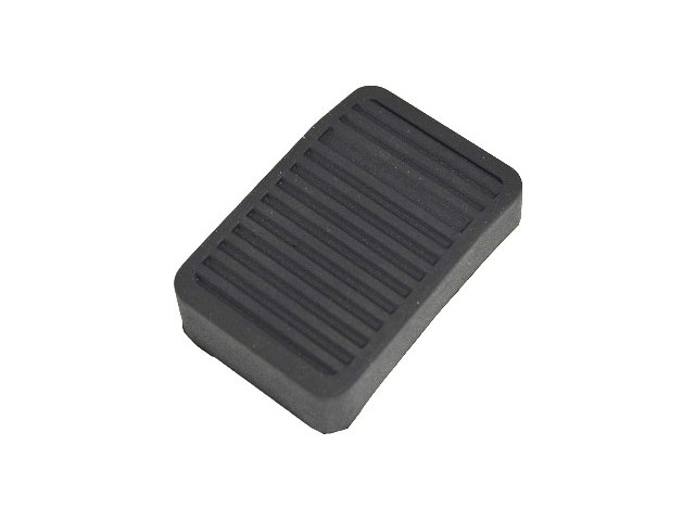 PEDAL RUBBER FOR BRAKE AND CLUTCH PEDALS
